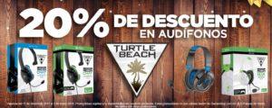 Gamers Oferta Audífonos Turtle Beach