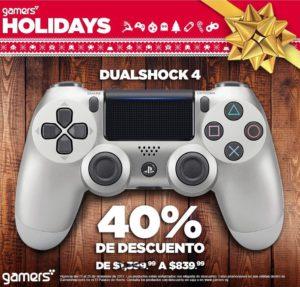 Gamers Oferta Dualshock 4