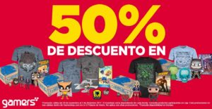 Gamers Oferta Funko Legion of Collectors