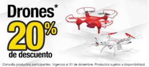 OfficeMax Oferta Drones