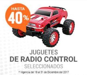 RadioShack Oferta Juguetes Radiocontrol