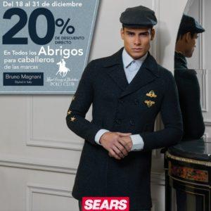 Sears Oferta de Abrigos Seleccionados