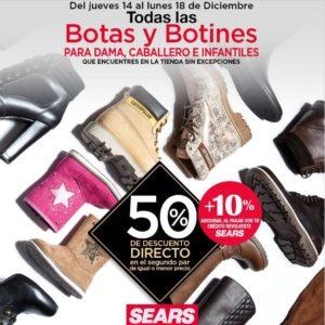 Sears Oferta Botas y Botines