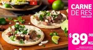 Soriana Oferta Carne de Res Diciembre 16