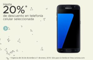 Soriana Oferta de Teléfonos Celulares