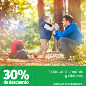 Soriana Oferta de Chamarras y Chalecos