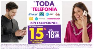 Suburbia Oferta Telefonía Celular Diciembre 23