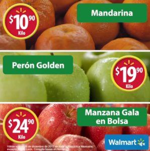 Walmart Ofertas Martes de Frescura Diciembre 26