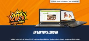 Chedraui Oferta Lenovo