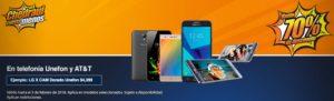 Chedraui Oferta Telefonía Unefon y AT&T