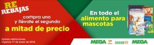 Comercial Mexicana Oferta Alimento para Mascotas