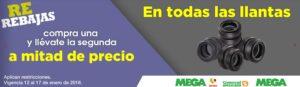 Comercial Mexicana Oferta Llantas Enero 12