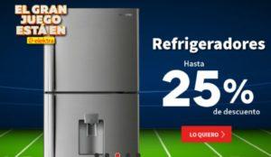 Elektra Oferta Refrigeradores