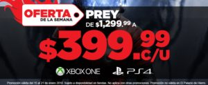Gamers Oferta Prey