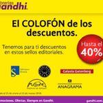 Gandhi Oferta Editoriales Seleccionadas