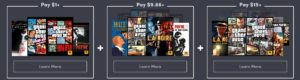 Humble Bundle Rockstar Games