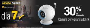 OfficeMax Oferta Cámara de Vigilancia Dlink