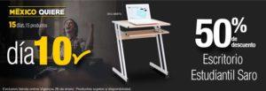 OfficeMax Oferta Escritorio Estudiantil