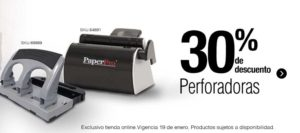 OfficeMax Oferta Perforadoras