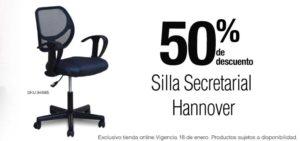 OfficeMax Oferta Silla Secretarial Hannover