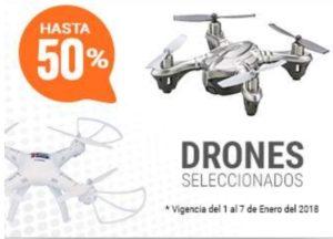 RadioShack Oferta Drones Seleccionados