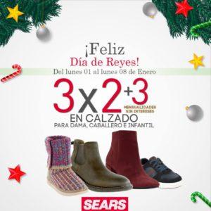 Sears Oferta Calzado Enero 3