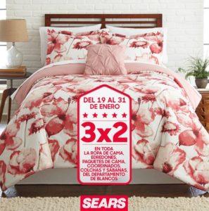 Sears Oferta Ropa de Cama