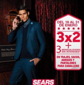 Sears Oferta, Trajes, Sacos, Abrigos y Pantalones