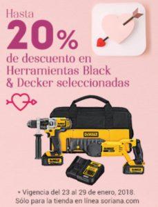 Soriana Oferta Black & Decker