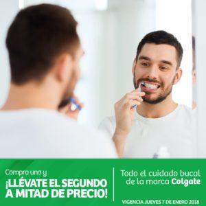 Sorianta Oferta Colgate