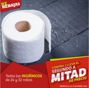 Soriana Oferta Papel Higiénico
