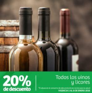 Soriana Oferta de Vinos y Licores