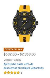 Amazon Oferta Relojes Deportivos
