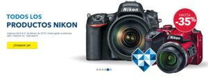 Best Buy en Productos Nikon