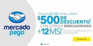 Best Buy Promoción MercadoPago Febrero 27