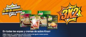 Chedraui Ofertas Sopas y Cremas Knorr