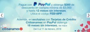 Costco Promoción PayPal Enero 5