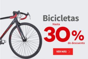 Elektra Oferta Bicicletas Febrero 22