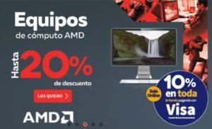 Elektra Oferta Equipos con AMD