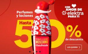 Elektra Oferta Perfumes y Lociones