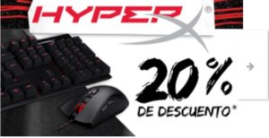 GamePlanet Oferta Kingston Hyper X