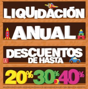 Juguetron Liquidación Nacional