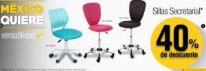 OfficeMax Oferta Sillas Secretariales