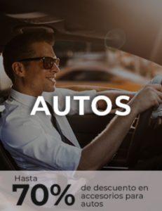 Soriana Oferta Accesorios para Auto
