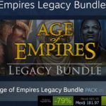 Steam Oferta Age of Empires