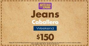 Suburbia Oferta Jeans para Caballero Weekend