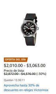 Amazon Oferta Relojes Victorinox