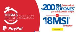 Best Buy Horas Locas PayPal Marzo 6