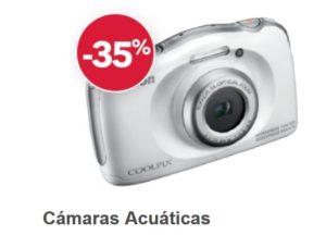 Best Buy Oferta Cámaras Acuáticas