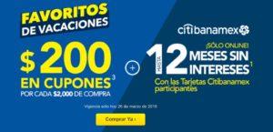 Best Buy Promoción Citibanamex Marzo 26